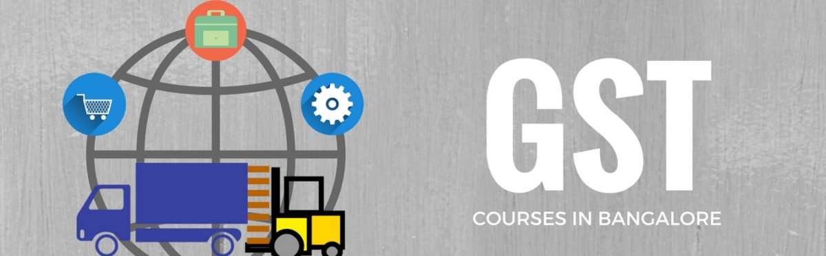 GST Courses in Bangalore