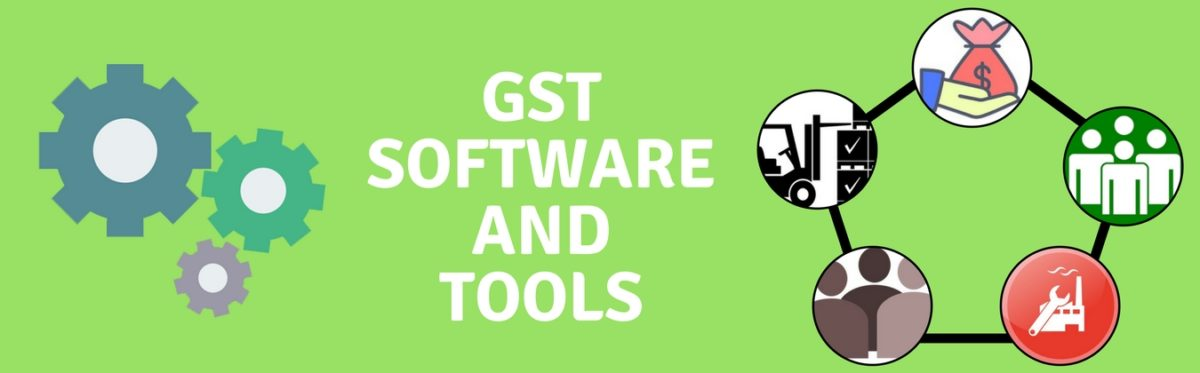 GST Software and Tools – Free Downloads and Trials
