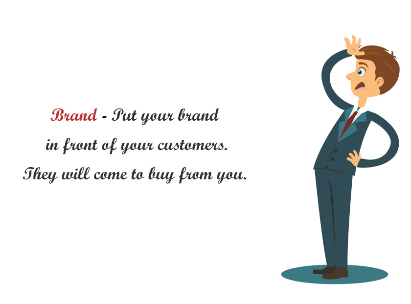 Yomillio Branding - Put your brand in front of your customers