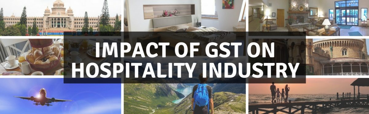Impact of GST on Hospitality Industry in India