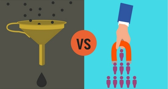 Lead generation vs customer retention