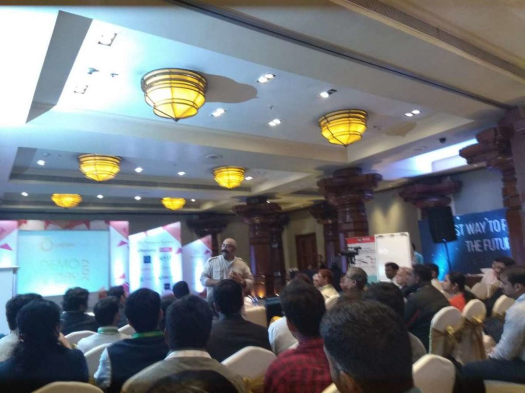 Join Yomillio at Taj Vivanta, Bangalore for Demo Day VC Pitch Finale