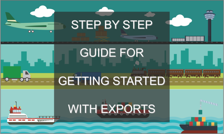 getting started with exports