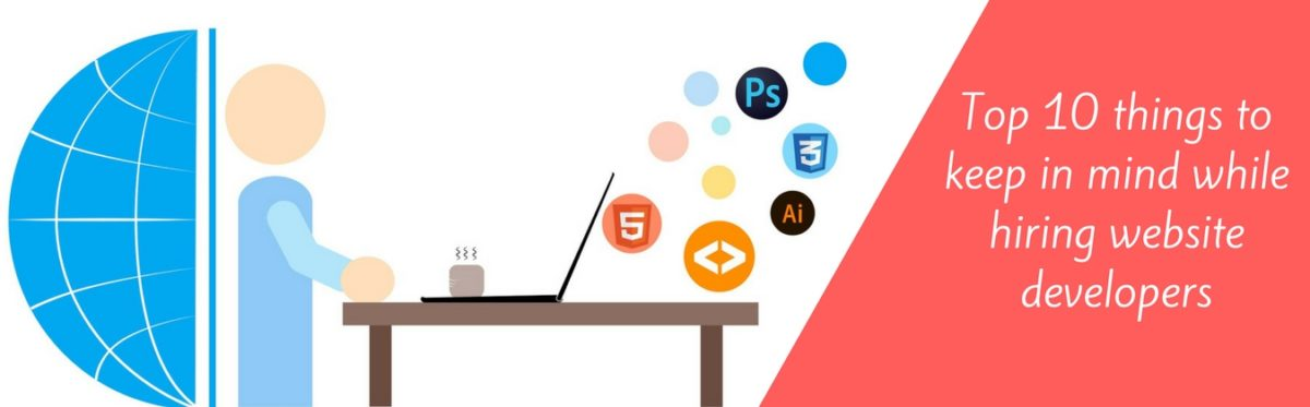 hire website developers