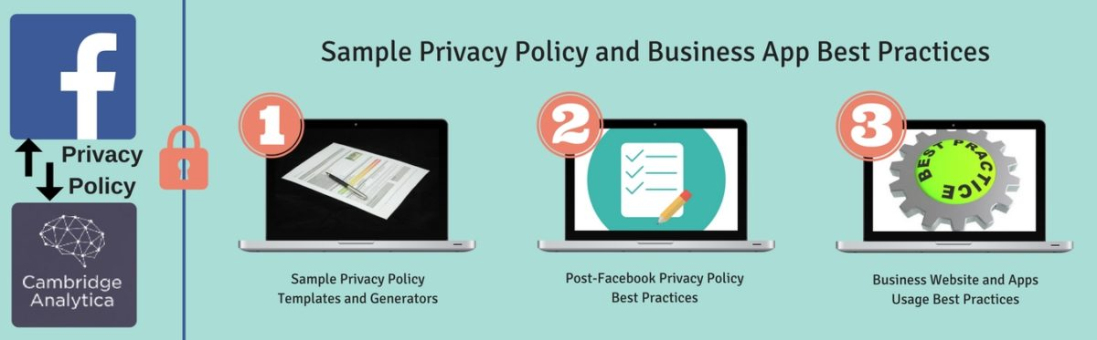 Sample Privacy Policy and Business App Best Practices